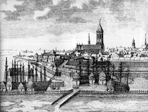 College Petrus En Paulus Historiek Oostende 1729