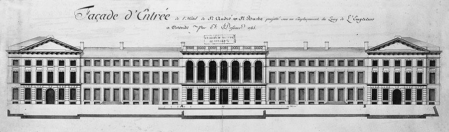 College Petrus En Paulus Historiek Verbouwingen