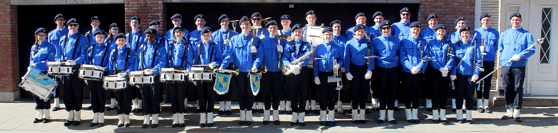 College Petrus En Paulus Onze School Olvo Band Header