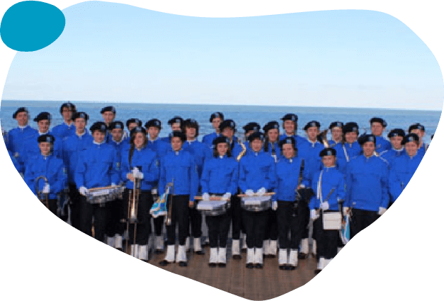 College Petrus En Paulus Troeven Olvo Band